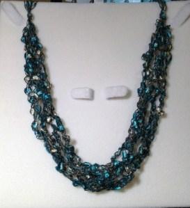 Trellis Necklace $7.00