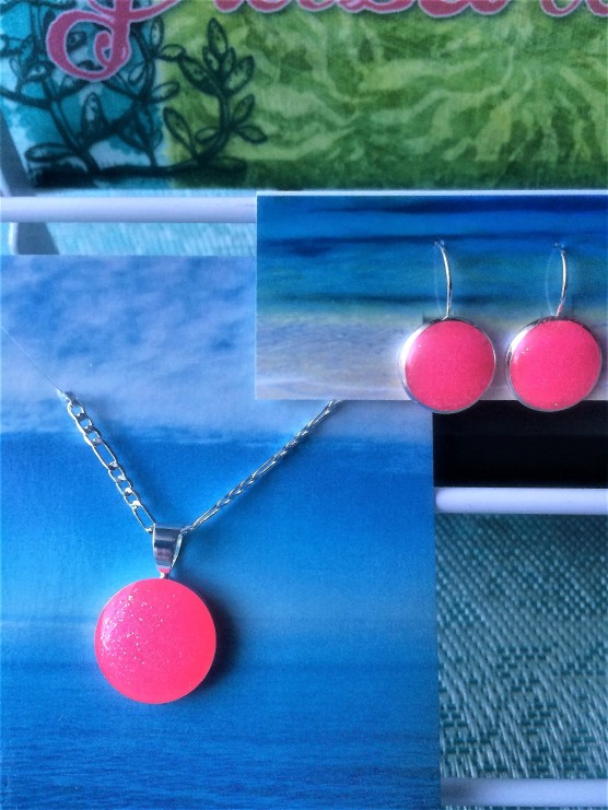 Bubble Gum Pink set $50.00